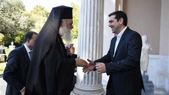 Ιερώνυμος: Με τον Αλέξη Τσίπρα έχουμε πνευματική επαφή - εικόνα 2