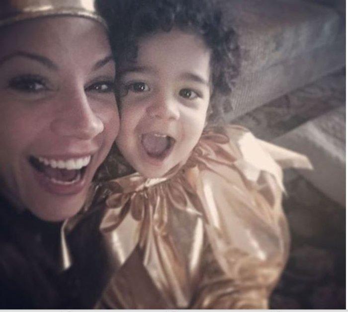 Μαριάντα Πιερίδη: Η τρυφερή φωτογραφία με τον γιο της