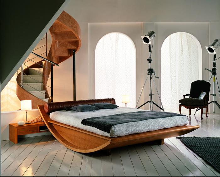 Αυτό είναι το κρεβάτι του μέλλοντος που θα καταπολεμήσει την αϋπνία