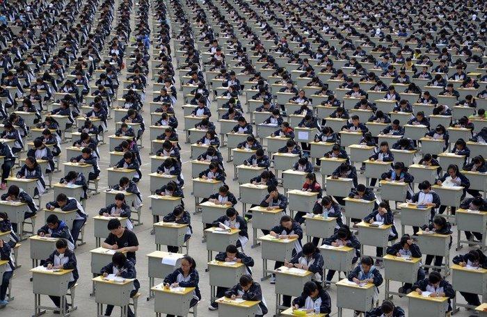 """20 """"στριμωγμένες"""" εικόνες απο την πυκνοκατοικημένη Κίνα - εικόνα 2"""