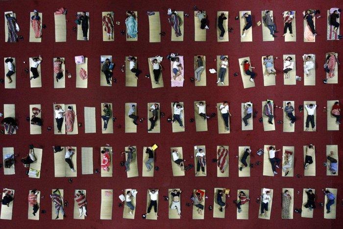 """20 """"στριμωγμένες"""" εικόνες απο την πυκνοκατοικημένη Κίνα - εικόνα 4"""