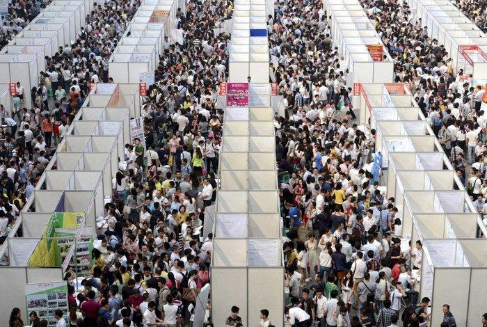 """20 """"στριμωγμένες"""" εικόνες απο την πυκνοκατοικημένη Κίνα - εικόνα 10"""