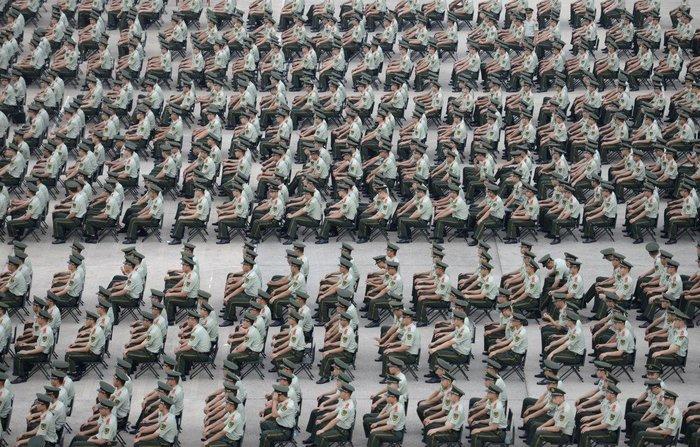 """20 """"στριμωγμένες"""" εικόνες απο την πυκνοκατοικημένη Κίνα - εικόνα 11"""