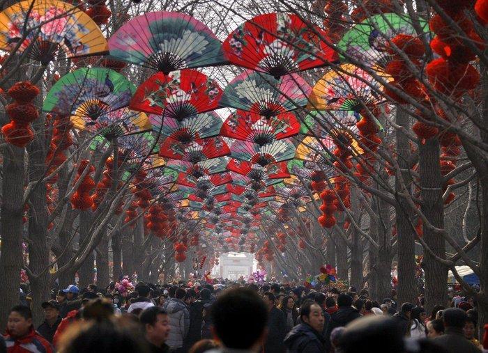 """20 """"στριμωγμένες"""" εικόνες απο την πυκνοκατοικημένη Κίνα - εικόνα 13"""