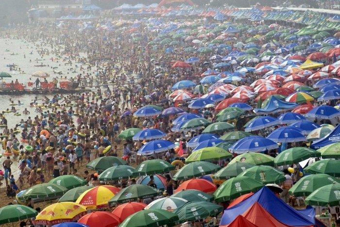 """20 """"στριμωγμένες"""" εικόνες απο την πυκνοκατοικημένη Κίνα - εικόνα 14"""