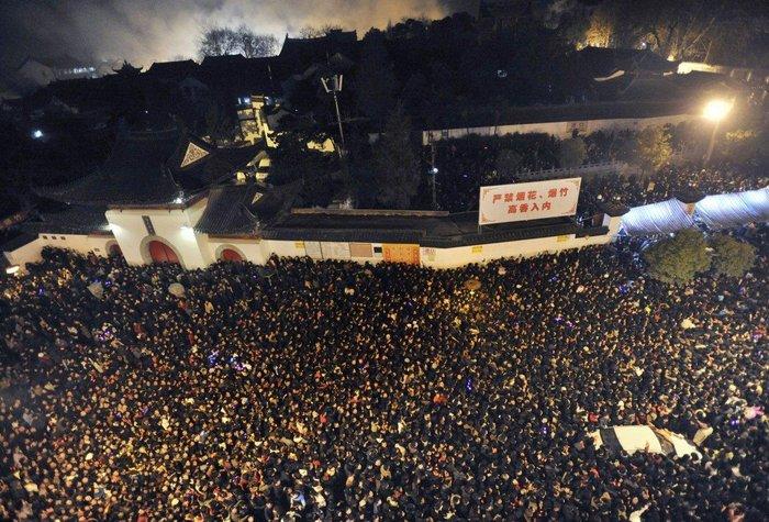 """20 """"στριμωγμένες"""" εικόνες απο την πυκνοκατοικημένη Κίνα - εικόνα 17"""
