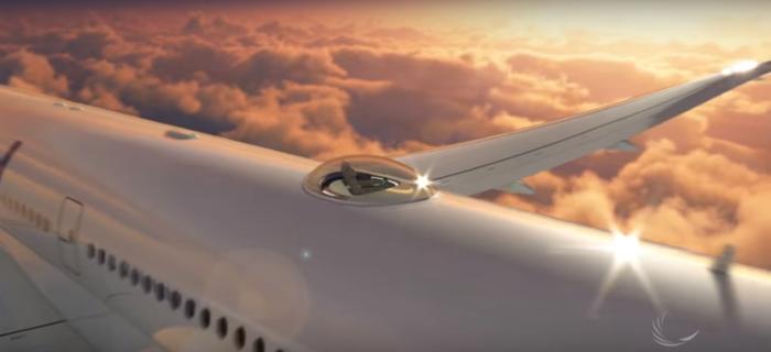 Έτσι θα είναι η πρώτη θέση στα αεροσκάφη του μέλλοντος-φωτό και βίντεο - εικόνα 2