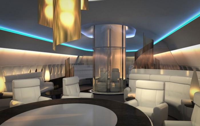 Έτσι θα είναι η πρώτη θέση στα αεροσκάφη του μέλλοντος-φωτό και βίντεο - εικόνα 4