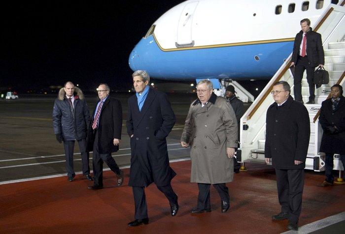 Ο Κέρι στη Μόσχα με το βλέμμα στα σχέδια κατά του ISIS