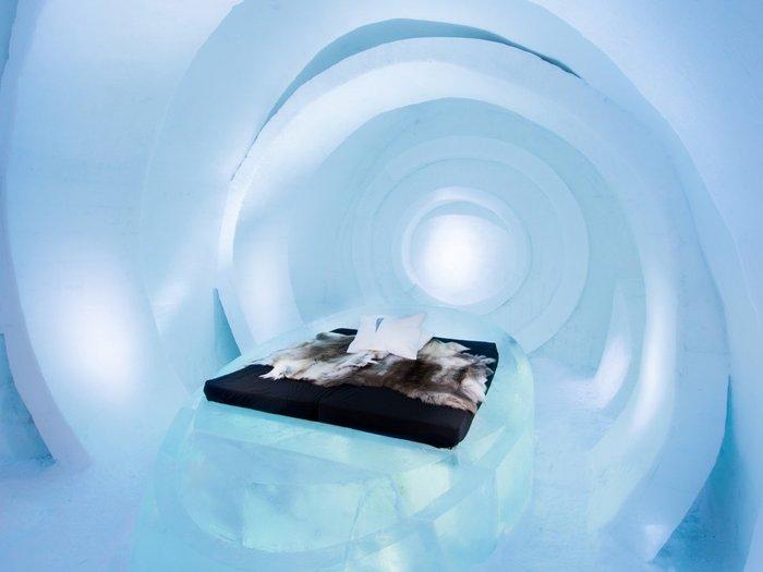 Απίστευτο: Ξενοδοχείο σμιλεμένο σε 4.000 τόνους πάγου! - εικόνα 7