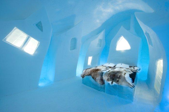 Απίστευτο: Ξενοδοχείο σμιλεμένο σε 4.000 τόνους πάγου! - εικόνα 11