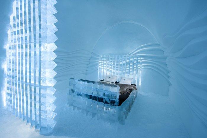 Απίστευτο: Ξενοδοχείο σμιλεμένο σε 4.000 τόνους πάγου! - εικόνα 12