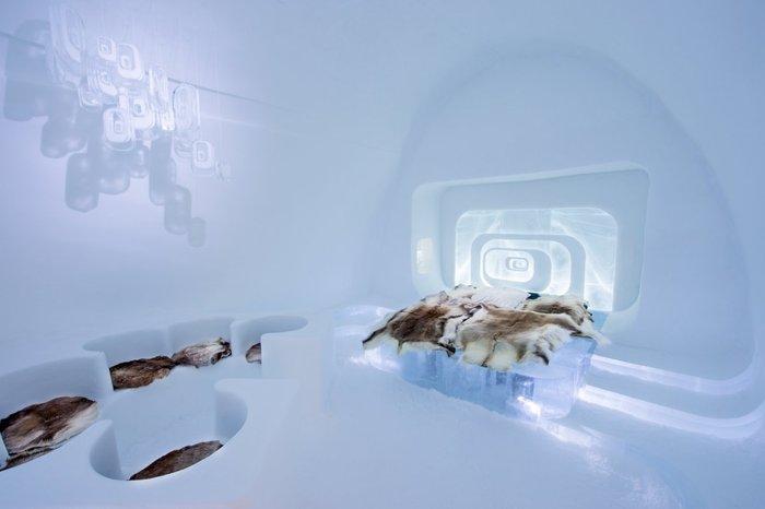 Απίστευτο: Ξενοδοχείο σμιλεμένο σε 4.000 τόνους πάγου! - εικόνα 13