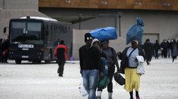 Αλαλούμ με τους πρόσφυγες: Γυαλιά-καρφιά το Χόκεϊ
