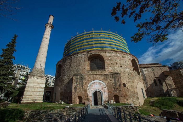 Μαυσωλείο Γαλέριου ως τέμενος:Η ιστορία της Ροτόντας.Παραδίδεται στο κοινό - εικόνα 2