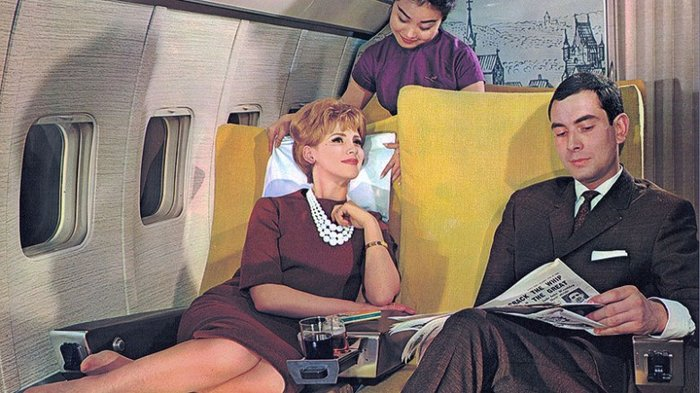 13 εκπληκτικές φωτογραφίες από την χρυσή εποχή της αεροπορίας - εικόνα 2