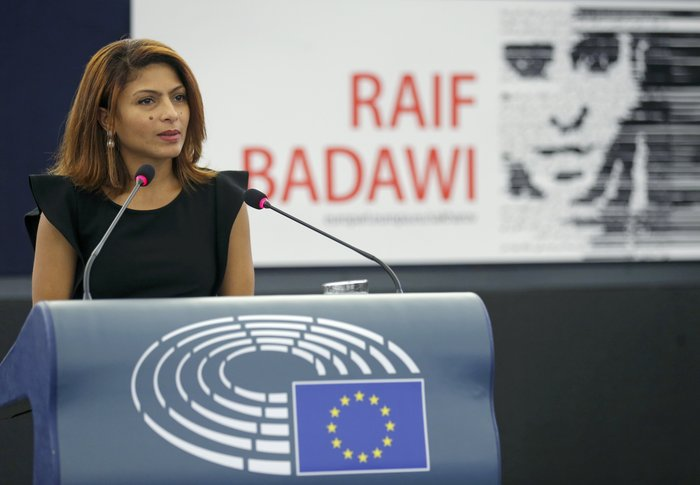 Σε σαουδάραβα φυλακισμένο μπλόγκερ το βραβείο Ζαχάρωφ της Ευρωβουλής - εικόνα 3