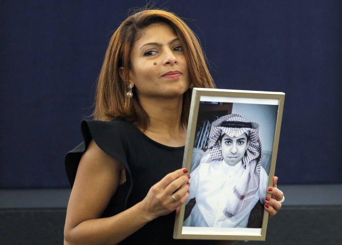 Σε σαουδάραβα φυλακισμένο μπλόγκερ το βραβείο Ζαχάρωφ της Ευρωβουλής