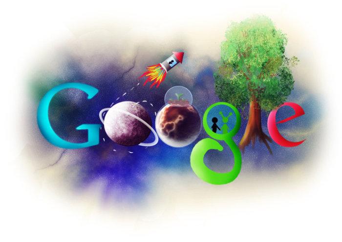 Αυτά είναι τα πέντε καλύτερα Doodle της Google