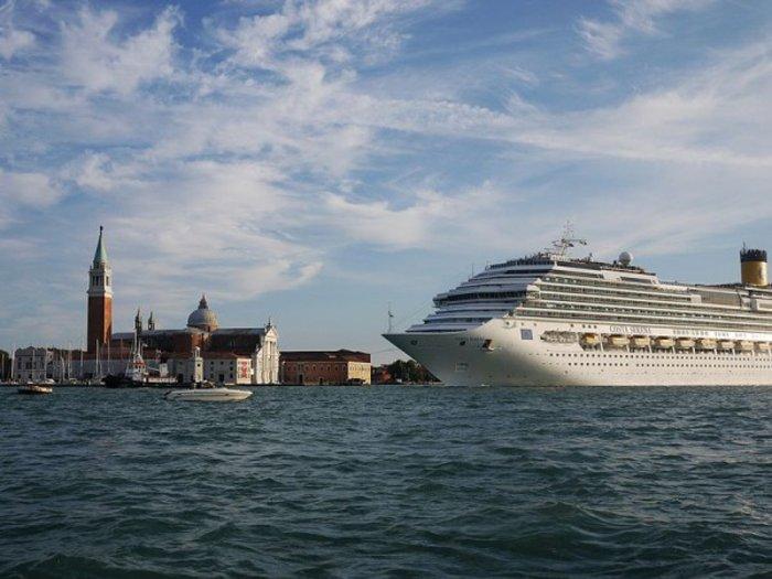 Η λιμνοθάλασσα της Βενετίας
