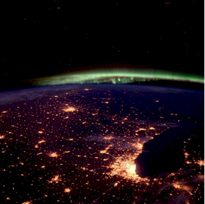 H Γη φαντάζει υπέροχη από τον Διαστημικό Σταθμό #ISS ! [ΦΩΤΟ] - εικόνα 4