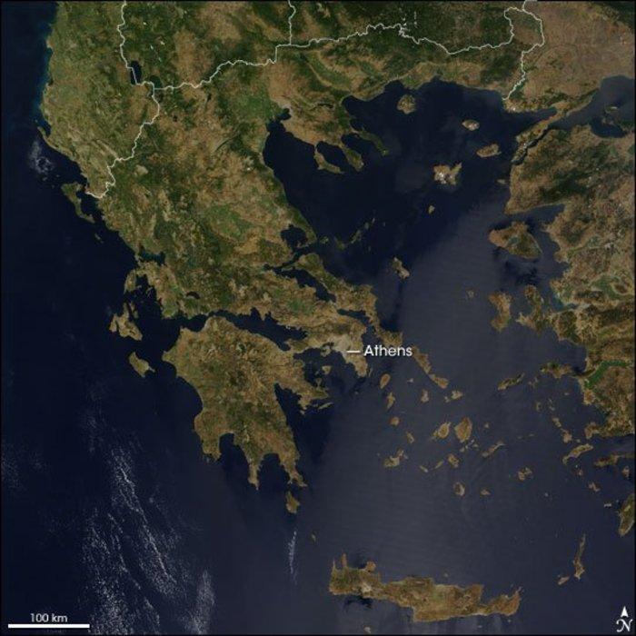 H Γη φαντάζει υπέροχη από τον Διαστημικό Σταθμό #ISS ! [ΦΩΤΟ]