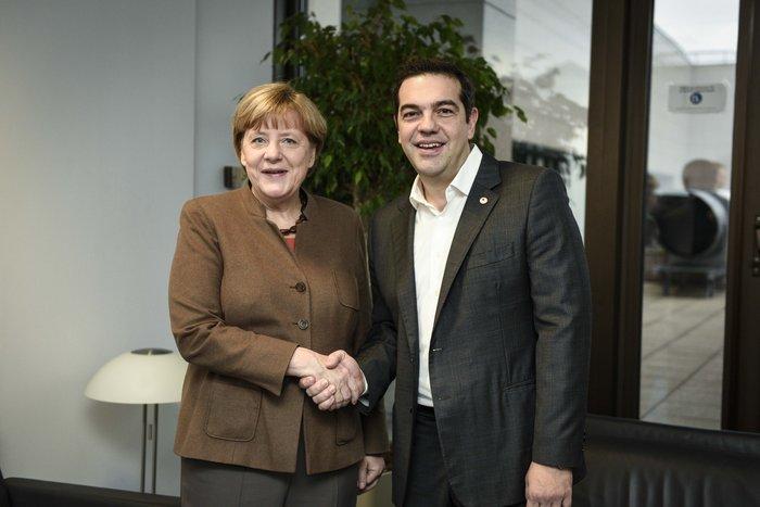 Τι συζήτησαν Τσίπρας-Μέρκελ στις Βρυξέλλες - εικόνα 3