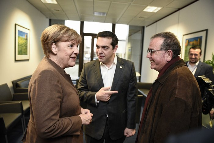 Τι συζήτησαν Τσίπρας-Μέρκελ στις Βρυξέλλες - εικόνα 4