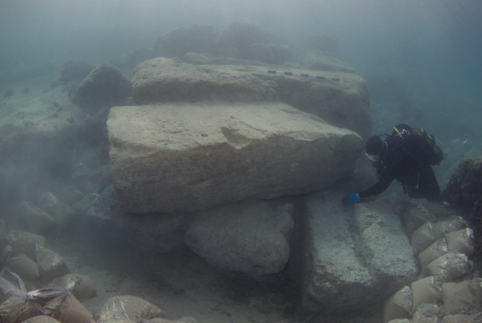 Αρχαιολογική υποβρύχια έρευνα στο λιμάνι του Λεχαίου - εικόνα 2