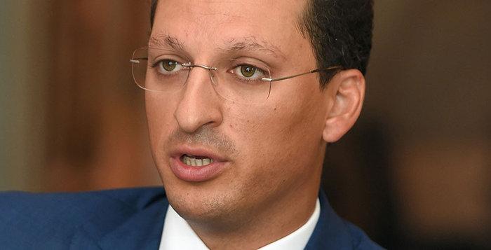 Ο Κίριλ Σαμάλοφ. Γαμπρός του προέδρου Πούτιν