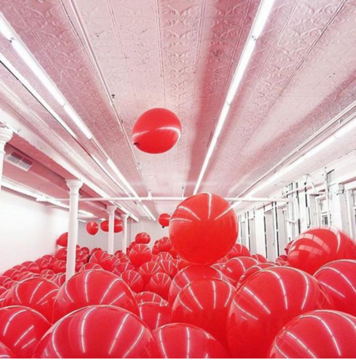 Τα μπαλόνια του Martin Creed είναι εφήμερα αλλά καίνε καρδιές! - εικόνα 6