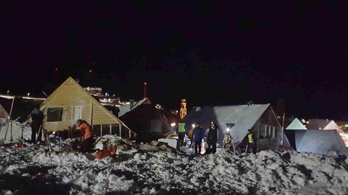 Δεκάδες αγνοούμενοι από χιονοστιβάδα στη Νορβηγία