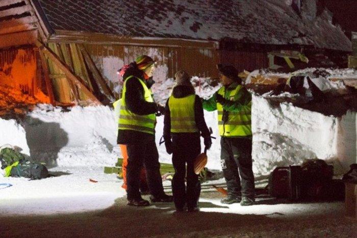 Δεκάδες αγνοούμενοι από χιονοστιβάδα στη Νορβηγία - εικόνα 2