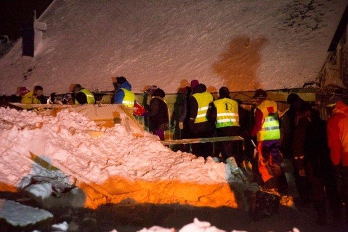 Δεκάδες αγνοούμενοι από χιονοστιβάδα στη Νορβηγία - εικόνα 3