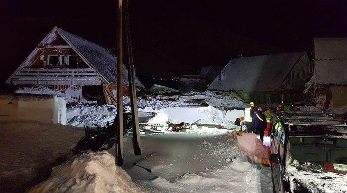 Δεκάδες αγνοούμενοι από χιονοστιβάδα στη Νορβηγία - εικόνα 4