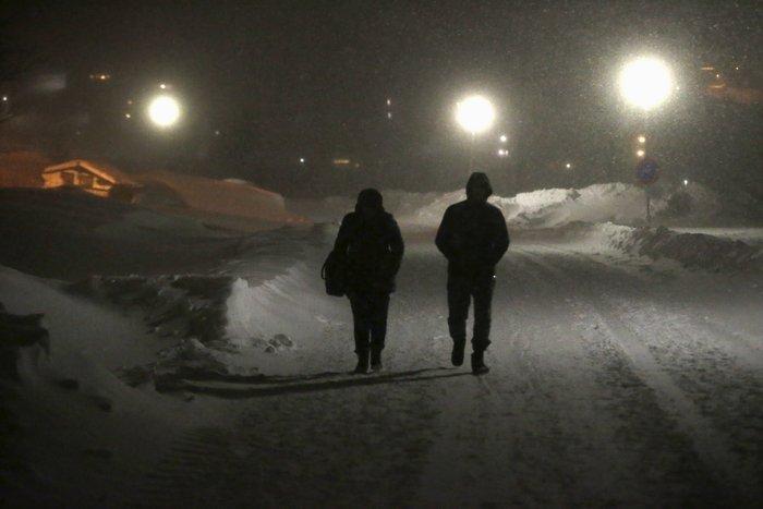 Σε «στρατόπεδο» στον Αρκτικό Κύκλο πήγε τους πρόσφυγες η Σουηδία - εικόνα 2