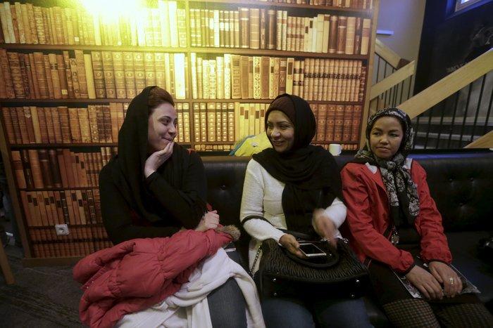 Σε «στρατόπεδο» στον Αρκτικό Κύκλο πήγε τους πρόσφυγες η Σουηδία - εικόνα 5