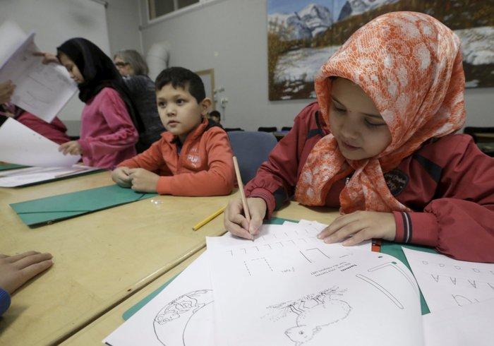 Σε «στρατόπεδο» στον Αρκτικό Κύκλο πήγε τους πρόσφυγες η Σουηδία - εικόνα 6