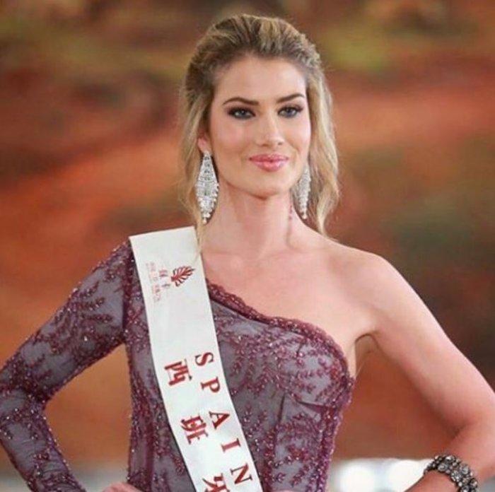 Ισπανίδα με Μaster η νέα Μις Κόσμος - εικόνα 2
