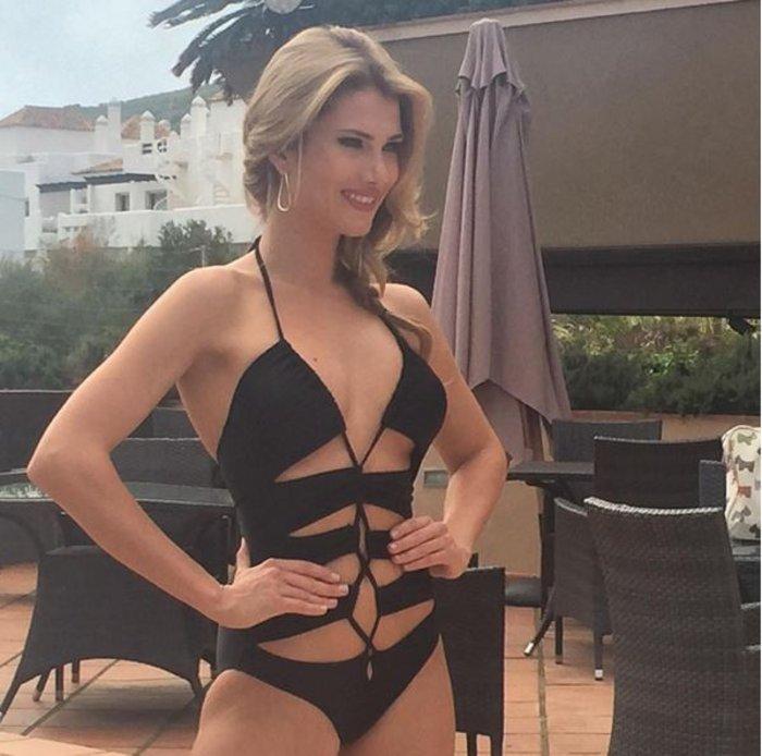Ισπανίδα με Μaster η νέα Μις Κόσμος - εικόνα 6
