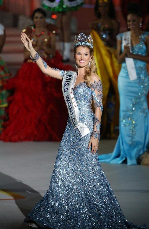 Ισπανίδα με Μaster η νέα Μις Κόσμος - εικόνα 10