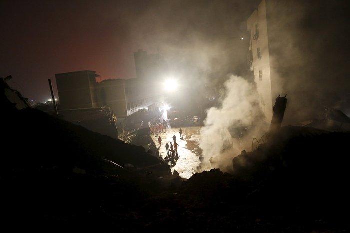 Δεκάδες αγνοούμενοι από κατολίσθηση στην Κίνα - εικόνα 8