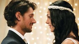 Πάνος Βλάχος - Ιωάννα Τριανταφυλλίδου: Μόλις παντρεύτηκαν!