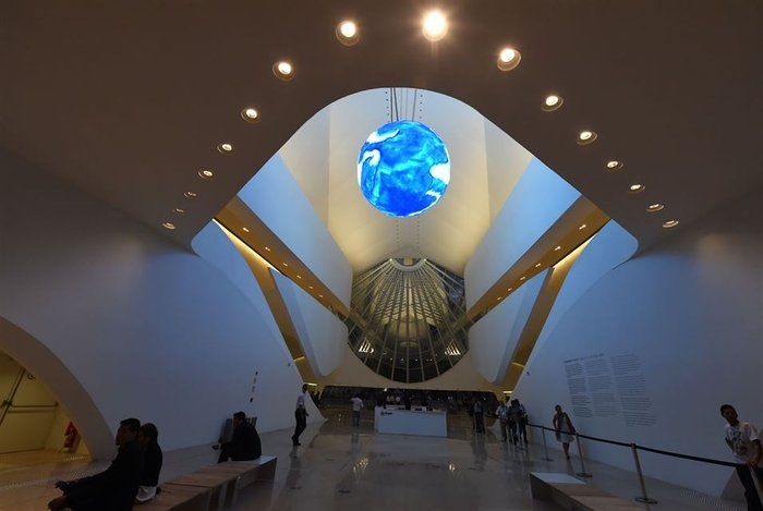 Το Μουσείο του Αύριο μόλις άνοιξε στο Ρίο ντε Τζανέιρο - εικόνα 2