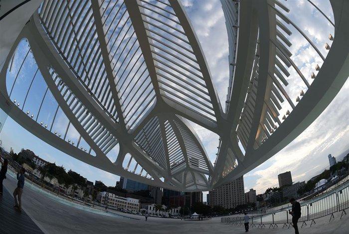 Το Μουσείο του Αύριο μόλις άνοιξε στο Ρίο ντε Τζανέιρο - εικόνα 3