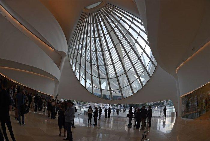 Το Μουσείο του Αύριο μόλις άνοιξε στο Ρίο ντε Τζανέιρο - εικόνα 4