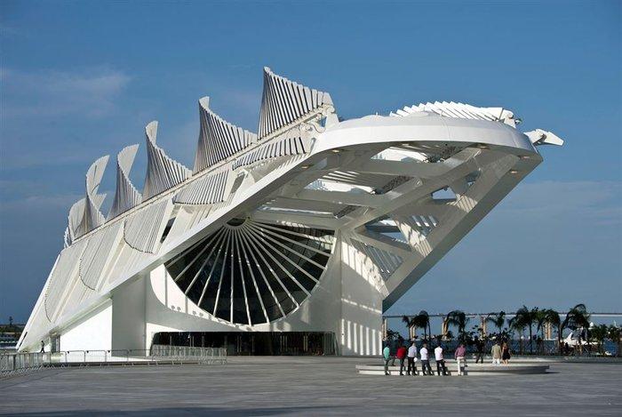 Το Μουσείο του Αύριο μόλις άνοιξε στο Ρίο ντε Τζανέιρο - εικόνα 5