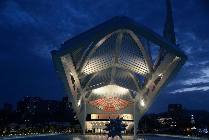 Το Μουσείο του Αύριο μόλις άνοιξε στο Ρίο ντε Τζανέιρο - εικόνα 7