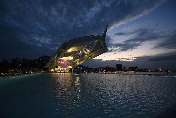 Το Μουσείο του Αύριο μόλις άνοιξε στο Ρίο ντε Τζανέιρο - εικόνα 8