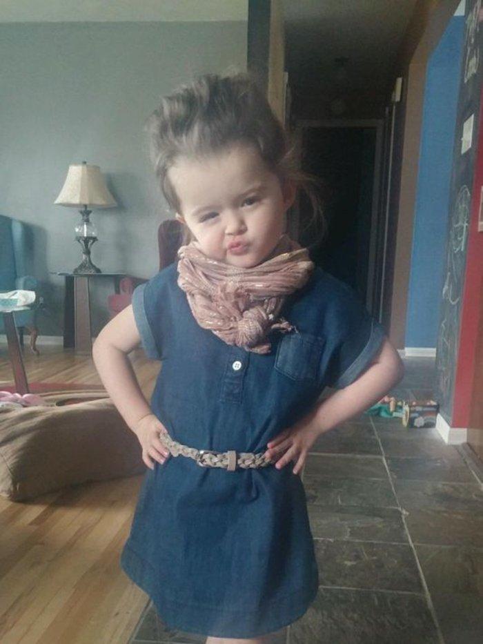 3χρονο κοριτσάκι ερμηνεύει Αντέλ με τόσο πάθος που γίνεται viral!